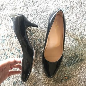 Cole Haan black heels in size 6